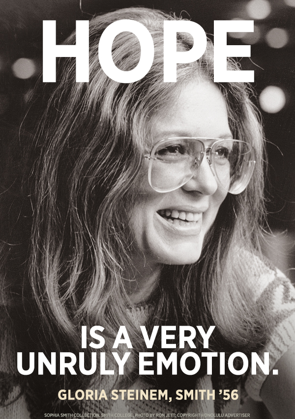 Inspirational Quotes by Gloria Steinem | Ellevate