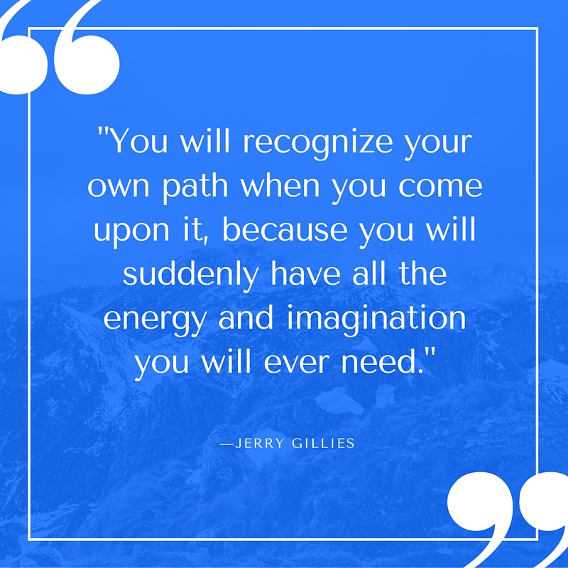 Graduation Quotes Follow Your Own Path Ellevate